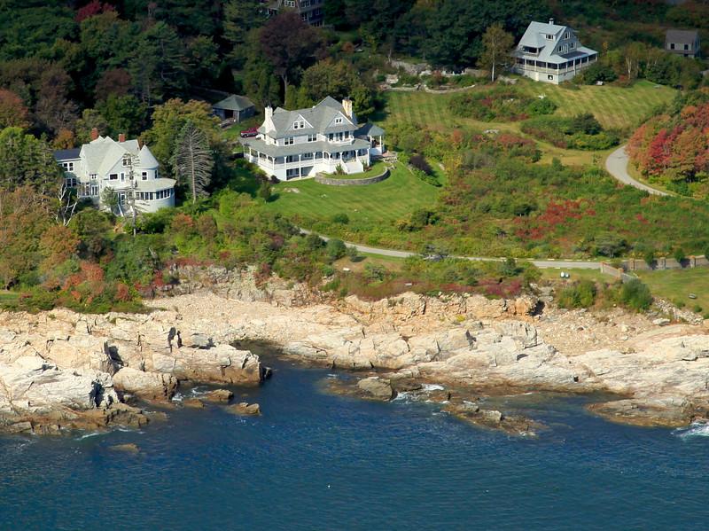 Cape Elizabeth Houses 2.  Cape Elizabeth, Maine.