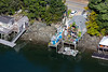 MIP AERIAL CHAUNCY CREEK LOBSTER PIER KITTERY ME-1072