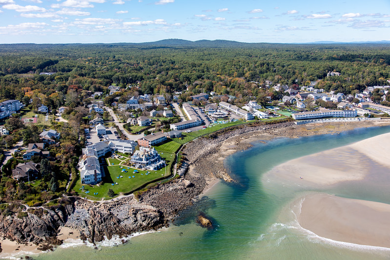 MIP AERIAL BEACHMERE PLACE OGUNQUIT ME-4208