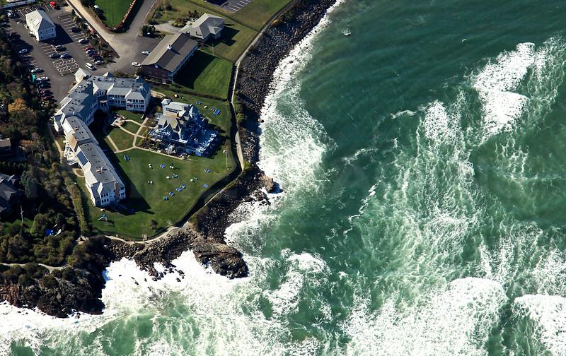 An Oceanfront Resort in Ogunquit, Maine.