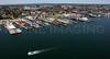 Portland Waterfront, Commercial Wharfs.  Portland, Maine.