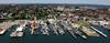 Deakes Wharf, Sturdivant's Wharf, Holyoke Wharf, Berlin Mills Wharf, Hobson's Wharf, Wrights Wharf.  Portland, Maine.
