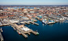 MIP AERIAL WATERFRONT COMMERCIAL ST PORTLAND ME-5795