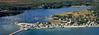 Camp Ellis, Saco River, Camp Ellis Beach.  Saco, Maine.