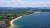 Scarborough Beach and Higgins Beach, Scarborough, Maine.