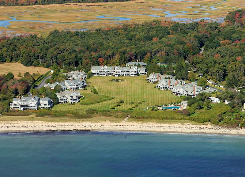 Scarborough Beach Condos.  Scarborough, Maine.