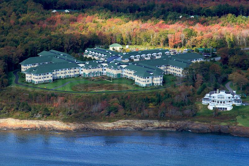 Atlantic House Condominiums.  Scarborough, Maine.
