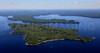 Frye Island, Sebago Lake, Maine.