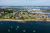 MIP AERIAL SOUTHERN MAINE COMMUNITY COLLEGE WILLARD BEACH SOUTH PORTLAND ME-2964