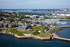 MIP AERIAL SOUTHERN MAINE COMMUNITY COLLEGE WILLARD BEACH SOUTH PORTLAND ME-2972