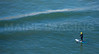 MIP AERIAL SURFERS PADDLE BOARDERS LONG SANDS BEACH YORK ME-5002