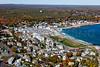 MIP AERIAL SHORT SANDS BEACH YORK ME-0606