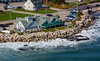 MIP AERIAL SUN AND SURF RESTERAUNT YORK ME-4969