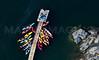 "The ""Kayak Dock"" at Mount Desert Campground, near Somesville, Maine.  0899"