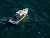 MIP AERIAL LOBSTER BOAT SHEEPSCOT RIVER MAINE-1746
