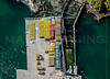MIP AERIAL LOBSTER DOCK SOUTHPORT MAINE-7378
