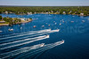 MIP AERIAL LOBSTER BOAT RACES BOOTHBAY HARBOR MAINE-7272