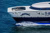 MIP AERIAL CAT FERRY CASCO BAY PORTLAND MAINE-7827
