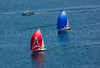 MIP AERIAL SAILBOATS CASCO BAY MAINE-7781