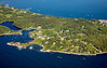 MIP AERIAL LONG ISLAND CASCO BAY MAINE-3258