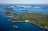 MIP AERIAL CHEBEAGUE ISLAND CASCO BAY MAINE-3221