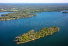 MIP AERIAL WILLIAMS ISLAND CASCO BAY MAINE-3165