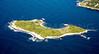 MIP AERIAL VAILL ISLAND CASCO BAY MAINE-3266