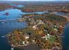 Davis Island, Edgecomb, Maine