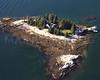 Tumbler Island.  Boothbay Harbor, Maine.
