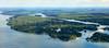 Barter's Island.  Barter's Island, Maine.