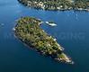 Negro Island, Linekin Bay.  East Boothbay, Maine.