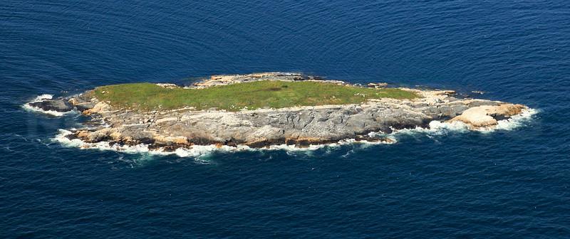 Inner White Island.  Boothbay, Maine.