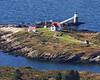 Ram Island Lighthouse, Boothbay Harbor, Maine