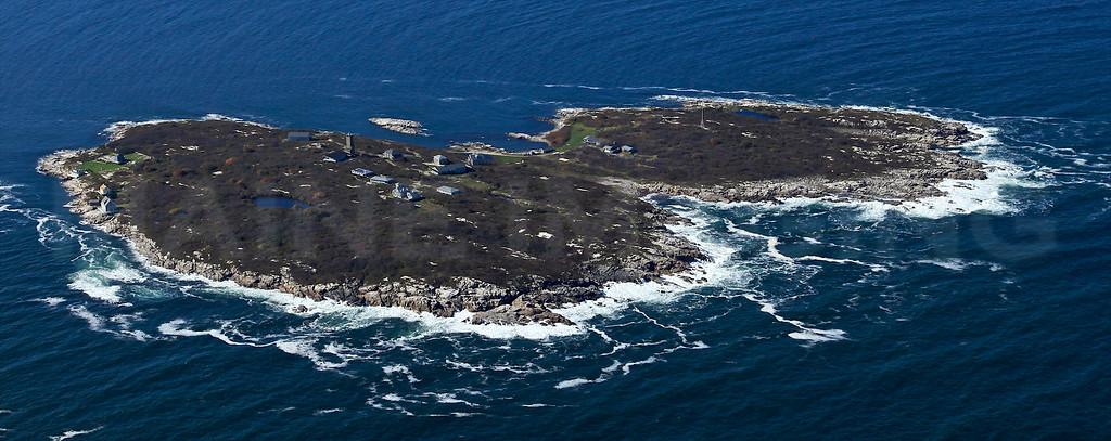 Islands- Kittery to Portland, Maine