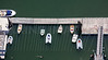 MIP AERIAL DINGY DOCK FREEPORT MAINE 1468