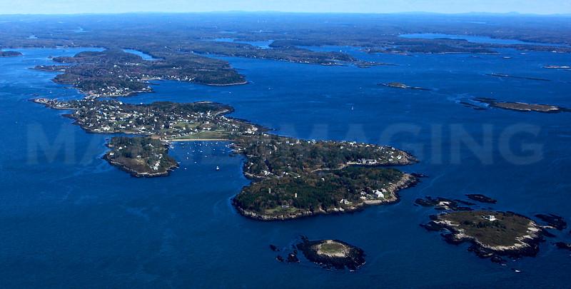 Bailey/Orrs Islands, Maine