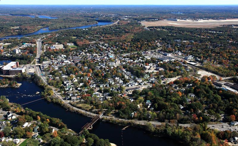 Brunswick, Maine. 3.