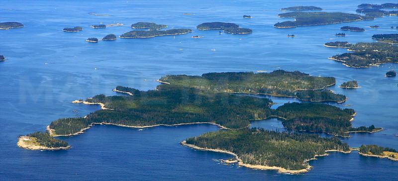 North Haven, Vinalhaven, Matinicus, Maine
