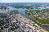 MIP AERIAL BASS RIVER BEVERLY MA-3258