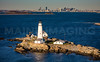 MIP AERIAL BOSTON LIGHT LITTLE BREWSTER ISLAND MA-7164