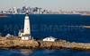 MIP AERIAL BOSTON LIGHT LITTLE BREWSTER ISLAND MA-7149