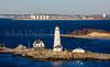MIP AERIAL BOSTON LIGHT LITTLE BREWSTER ISLAND MA-7081