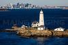 MIP AERIAL BOSTON LIGHT LITTLE BREWSTER ISLAND MA-7154