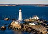MIP AERIAL BOSTON LIGHT LITTLE BREWSTER ISLAND MA-7168