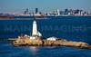MIP AERIAL BOSTON LIGHT LITTLE BREWSTER ISLAND MA-7100
