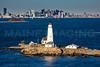 MIP AERIAL BOSTON LIGHT LITTLE BREWSTER ISLAND MA-7089