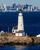 MIP AERIAL BOSTON LIGHT LITTLE BREWSTER ISLAND MA-7130