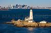 MIP AERIAL BOSTON LIGHT LITTLE BREWSTER ISLAND MA-7128