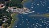 Ryder Cove Boatyard.  Chatham, Mass.
