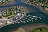 Liberty Marina, Danvers River, Danvers, Massachusetts.